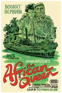 Uma Aventura na África - Poster / Capa / Cartaz - Oficial 6