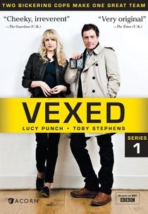 Vexed (1ª temporada) - Poster / Capa / Cartaz - Oficial 1