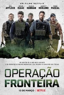 Operação Fronteira - Poster / Capa / Cartaz - Oficial 2