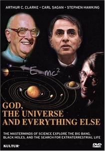 Deus, o Universo e Tudo Mais. - Poster / Capa / Cartaz - Oficial 1