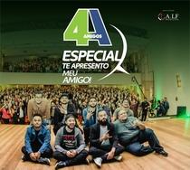 """4 amigos - Especial """"Te apresento meu amigo"""" - Poster / Capa / Cartaz - Oficial 1"""