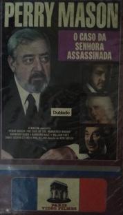 Perry Mason: O caso da senhora assassinada - Poster / Capa / Cartaz - Oficial 1