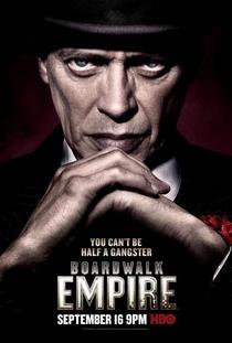 Boardwalk Empire - O Império do Contrabando (3ª Temporada) - Poster / Capa / Cartaz - Oficial 2
