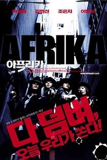 Afrika - Poster / Capa / Cartaz - Oficial 3