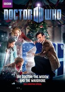 Doctor Who - O Doutor, A Viúva e o Guarda-Roupas - Poster / Capa / Cartaz - Oficial 2