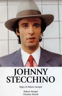 Johnny Stecchino - Poster / Capa / Cartaz - Oficial 2