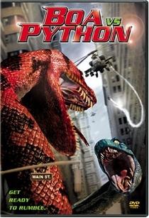 Boa vs. Python - As Predadoras - Poster / Capa / Cartaz - Oficial 1