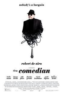O Comediante - Poster / Capa / Cartaz - Oficial 1