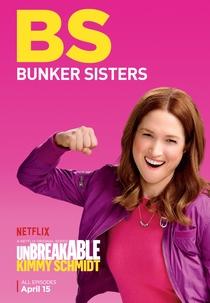 Unbreakable Kimmy Schmidt (2ª Temporada) - Poster / Capa / Cartaz - Oficial 4