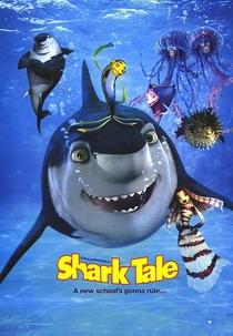 O Espanta Tubarões - Poster / Capa / Cartaz - Oficial 1