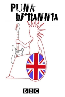 Punk Britannia - Poster / Capa / Cartaz - Oficial 1