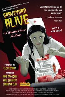 Graveyard Alive - Poster / Capa / Cartaz - Oficial 1