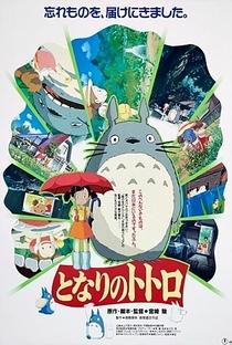Meu Amigo Totoro - Poster / Capa / Cartaz - Oficial 11