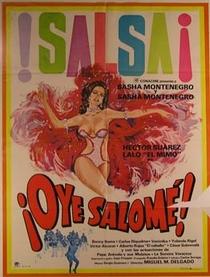 Oye Salomé! - Poster / Capa / Cartaz - Oficial 1
