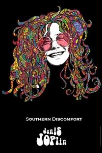 Janis Joplin: Southern Discomfort - Poster / Capa / Cartaz - Oficial 1