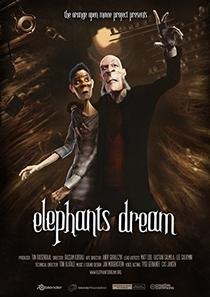 Elephants Dream - Poster / Capa / Cartaz - Oficial 2