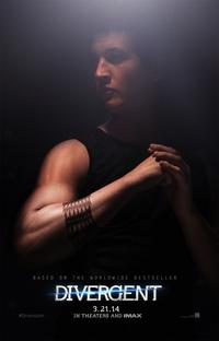 Divergente - Poster / Capa / Cartaz - Oficial 12
