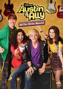 Austin & Ally (1ª Temporada) - Poster / Capa / Cartaz - Oficial 4