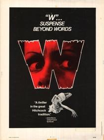 W: A Marca do Terror - Poster / Capa / Cartaz - Oficial 1