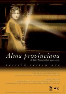 Alma provinciana - Poster / Capa / Cartaz - Oficial 1