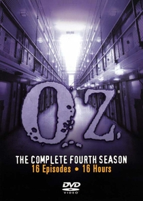 Oz (4ª Temporada) - Poster / Capa / Cartaz - Oficial 1