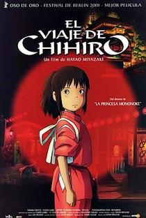 A Viagem de Chihiro - Poster / Capa / Cartaz - Oficial 20