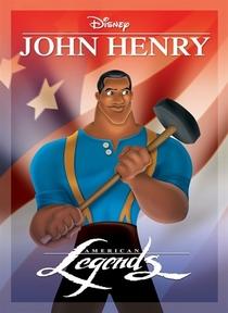 John Henry  - Poster / Capa / Cartaz - Oficial 1