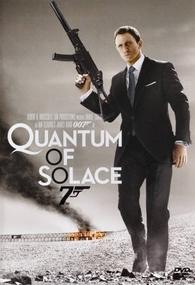 007 - Quantum of Solace - Poster / Capa / Cartaz - Oficial 3