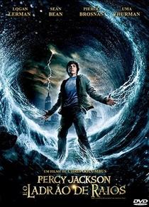 Percy Jackson e o Ladrão de Raios - Poster / Capa / Cartaz - Oficial 1