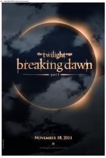 A Saga Crepúsculo: Amanhecer - Parte 1 - Poster / Capa / Cartaz - Oficial 4