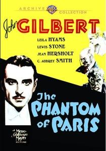 O Fantasma De Paris - Poster / Capa / Cartaz - Oficial 1