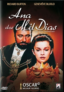 Ana dos Mil Dias - Poster / Capa / Cartaz - Oficial 5