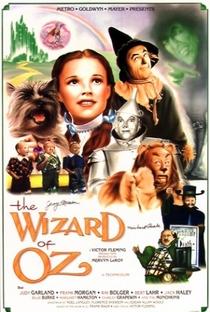 O Mágico de Oz - Poster / Capa / Cartaz - Oficial 16