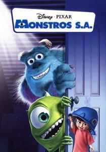 Monstros S.A. - Poster / Capa / Cartaz - Oficial 1