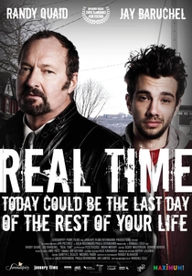 Real Time - Poster / Capa / Cartaz - Oficial 1