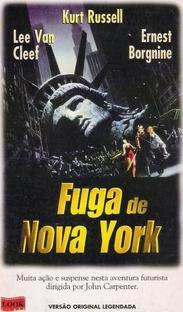 Fuga de Nova York - Poster / Capa / Cartaz - Oficial 7