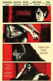 Ferocious - Poster / Capa / Cartaz - Oficial 1