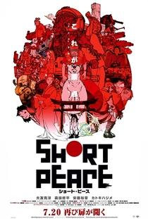 Short Peace - Poster / Capa / Cartaz - Oficial 6