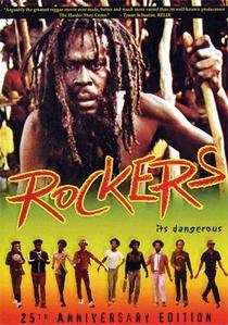 Rockers The Movie - Poster / Capa / Cartaz - Oficial 3