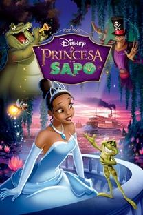 A Princesa e o Sapo - Poster / Capa / Cartaz - Oficial 4