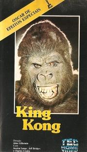 King Kong - Poster / Capa / Cartaz - Oficial 13