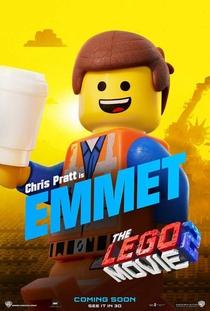 Uma Aventura LEGO 2 - Poster / Capa / Cartaz - Oficial 6