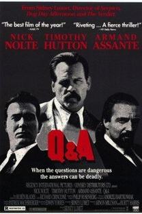Q & A - Sem Lei, Sem Justiça - Poster / Capa / Cartaz - Oficial 1