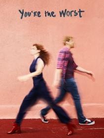 You're The Worst (4ª Temporada) - Poster / Capa / Cartaz - Oficial 1