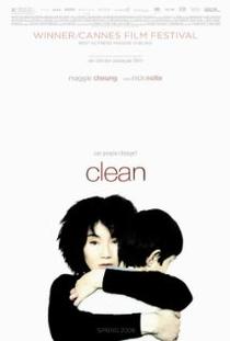 Clean - Poster / Capa / Cartaz - Oficial 1