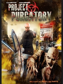 Project Purgatory - Poster / Capa / Cartaz - Oficial 2