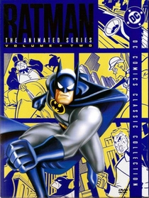 Batman - A Série Animada (2ª Temporada) - Poster / Capa / Cartaz - Oficial 1