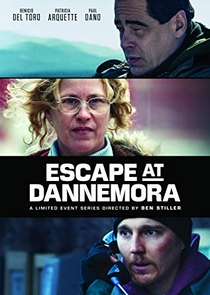 Escape at Dannemora - Poster / Capa / Cartaz - Oficial 2