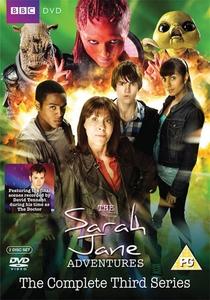 As Aventuras de Sarah Jane (3ª Temporada) - Poster / Capa / Cartaz - Oficial 1