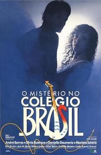 O Mistério no Colégio Brasil - Poster / Capa / Cartaz - Oficial 1